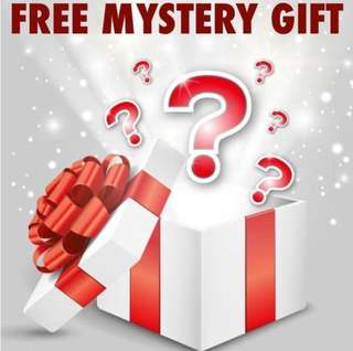 🎁🎁Free Mystery 🎁🎁