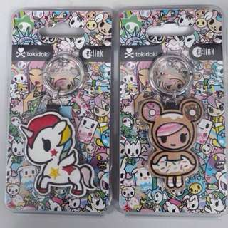Tokidoki Ezlink Charms Set