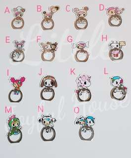 Brand new Tokidoki custom made I-Ring