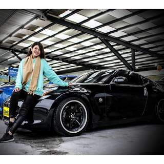 2009式 Nissan 370Z 黑