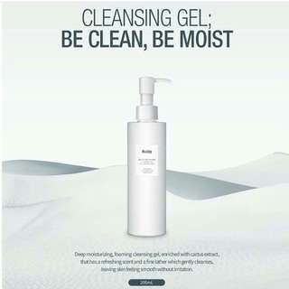 Huxley Cleansing Gel; Be Celan, Be Moist 200ml