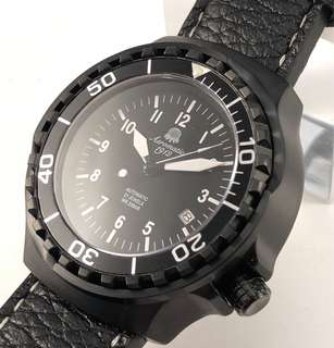 AUTOMATIC GERMAN Professional HUNTER Militär Design Model: A1388 (Brand New)