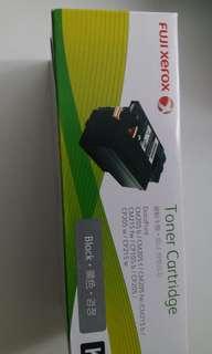 Fuji xerox toner cartridge black