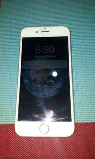 Iphone 6 32gig globe lock!original iphone