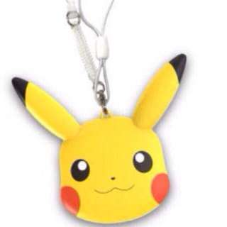 Pikachew And Spider-Man Ezlinkcharm Set