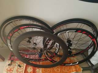 (All for $700)Wheelsets