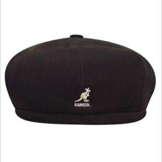 Kangol 報童帽 貝雷帽 黑色