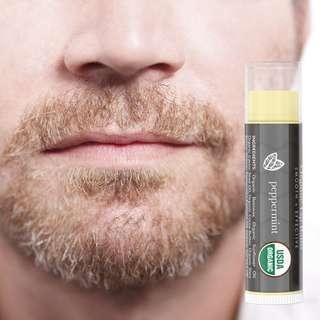 美國certified organic 有機潤唇膏