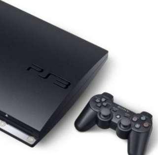 Playstation 3 (PS3 Slim)