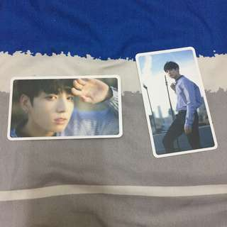 BTS Jungkook DiCon Photocards