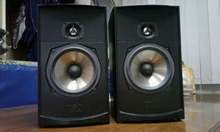 PSB Alpha B1 Bookshelf Loudspeakers