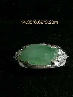 🚚 緬甸金絲種綠翡翠