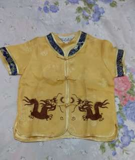 REPRICE Changshan / Baju Imlek for Boy