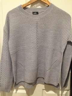 Dotti knitted jumper