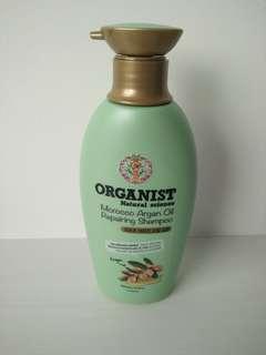 Organist Morocco Agan Oil Repairing Shampoo