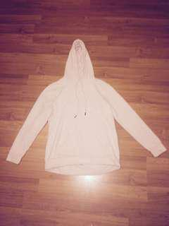 Dotti baby pink hoodie