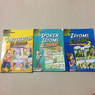 Conversation - Idioms - Spoken Idioms In Action