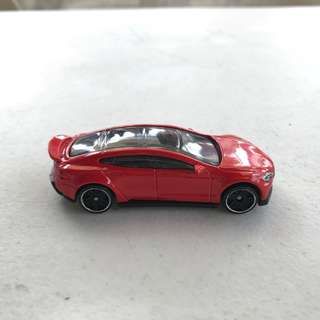 hot wheels - tesla model s
