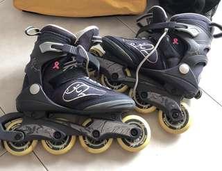 🚚 K2 Athena In Line Roller Skates