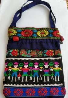 民族布袋 (18x15cm)