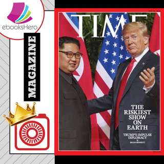 Time International Edition – June 25, 2018