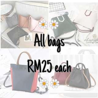 [RS] Shoulder Bags