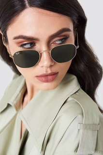 ray Ban sunglasses round metal rb3447 50mm size hexagonal brand new full packages original made in Italy
