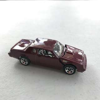 hot wheels - buick grand national