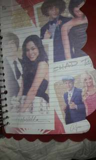 Binder mini High School Musical