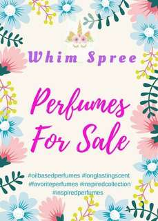 Very Affordable Oil-based Imported Perfumes
