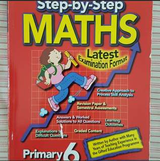 PSLE Maths Assessment Book