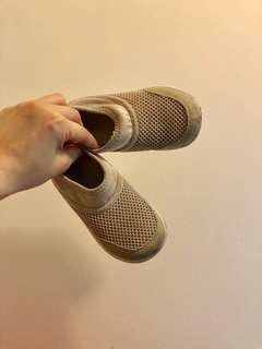 🚚 無印良品童鞋 15碼