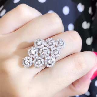 18k鑽石1.50ct戒指