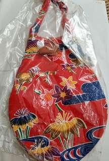 日本民族袋