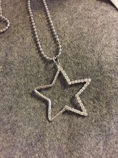 星型閃石頸鏈