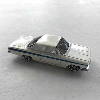 hot wheels - '62 chevy