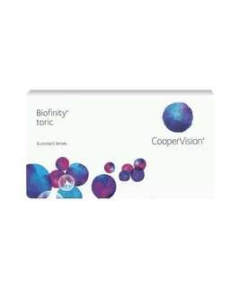 CooperVision Biofinity Toric