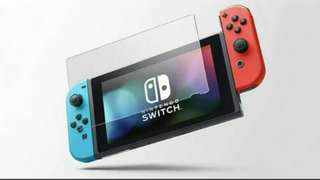 Nintendo Switch Tempered Glass Screen Protecter