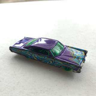 hot wheels - '65 bonneville