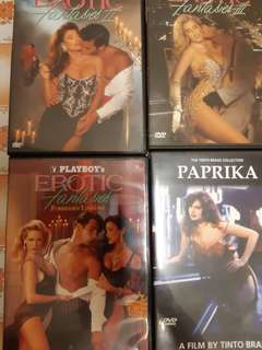 三级dvd,playboy paprika