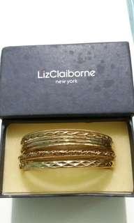 Liz Claiborne - set of 8 bracelets