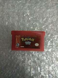 Pokemon FireRed Repro Cartridge