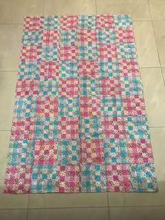 Patchwork blanket (百纳被)