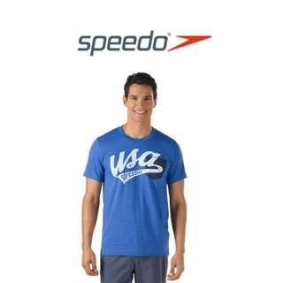 Original Speedo USA Men's Shirt