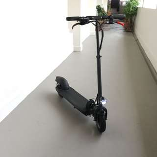 Electric scooter 10inch
