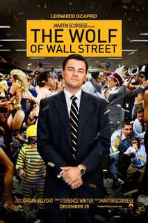 Wolf of Wall Street (blue ray)