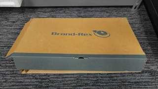 Brand-Rex 12 pprt fibre panel