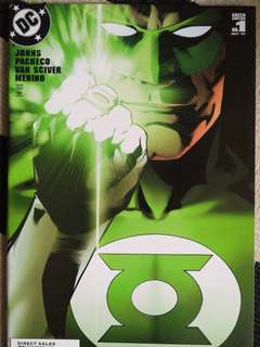 Green Lantern # 1, DC comics