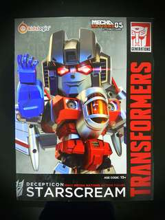 Transformers Mecha Nations MN05 StarScream