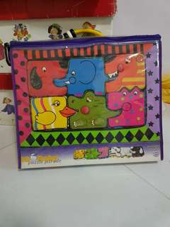 kids soft puzzle Educational Toy